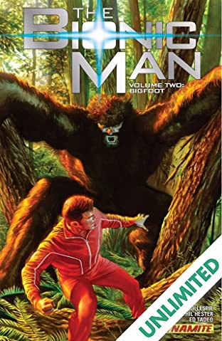 The Bionic Man Vol. 2: Bigfoot
